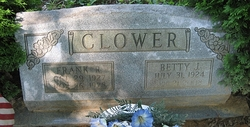 Betty Jane <i>Kelso</i> Clower