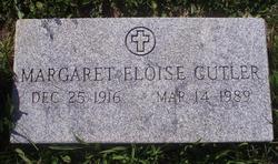 Margaret Eloise Cutler