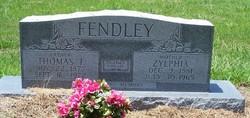 Zylphia <i>Dockery</i> Fendley