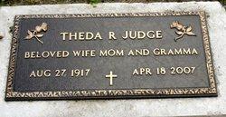 Theda Rose <i>Case</i> Judge