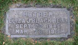 Eliza Jane <i>Childress</i> Coplin Blackwell
