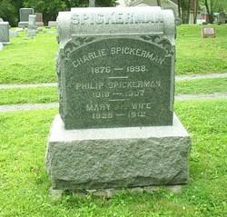 Mary Spickerman