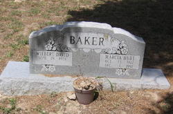 Marcia Mae <i>Hurt</i> Baker