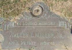Walter Land Walter Jr. Miller, Jr