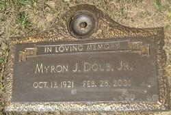 Myron Jones Mj Doub, Jr
