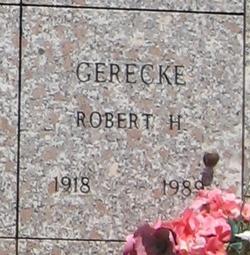 Robert H Gerecke