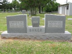 Bertha Lee Baker