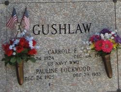 Carroll F Gushlaw