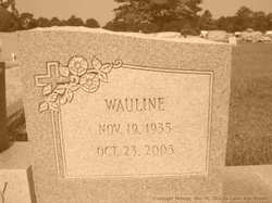 Wauline <i>Braddy</i> Moxley