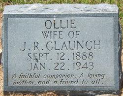 Ollie L. <i>King</i> Claunch