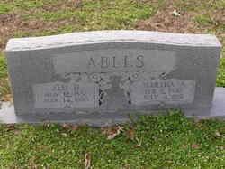 Martha <i>Attaway</i> Ables