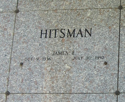 James E Hitsman