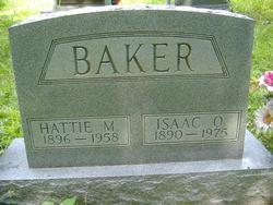 Hattie Myrtle <i>Breeden</i> Baker