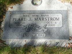 Pearl J <i>Askew</i> Marstrom