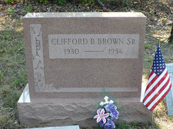 Clifford Brownie Brown, Sr