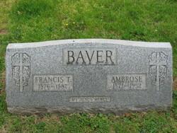 Ambrose Baver