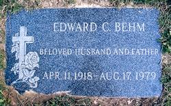 Edward Charles Ed Behm