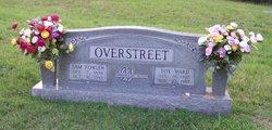 Toy Ward <i>Vaden</i> Overstreet