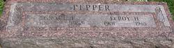 Grace Evelyn <i>Schwemm</i> Pepper