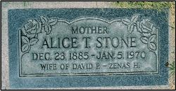 Alice <i>Tapp</i> Stone