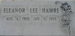 Eleanor <i>Lee</i> Hamre