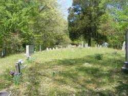 Bill Elam Cemetery