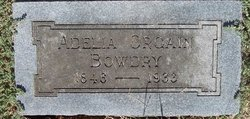Adella <i>Orgain</i> Bowdry