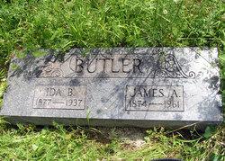 Ida Belle <i>McElwee</i> Butler