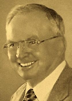 Forest Henry Cooper
