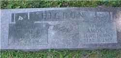 Vinnie Dull <i>Barnett</i> Higdon