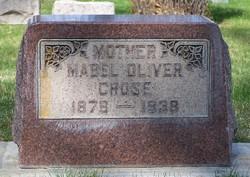 Mabel <i>Oliver</i> Crose