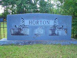 Alma Lyle <i>Garland</i> Horton