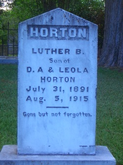 Luther Bryant Horton