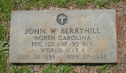 John Wearn Berryhill