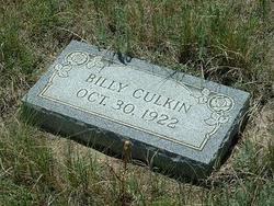Billy Culkin