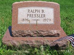 Ralph Bryan Pressler