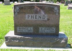 Russell Lowell Phend