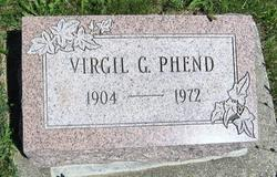Virgil Gilbert Phend
