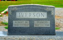 Frances Jessie <i>Mathews</i> Iverson