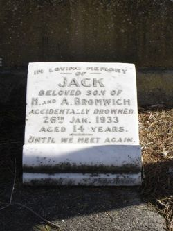 Jack Bromwich