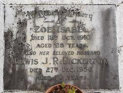 Lewis J R Bickerton