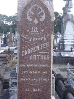 Carpenter Arthur