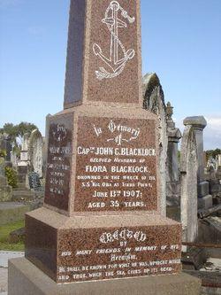 Capt John Blacklock