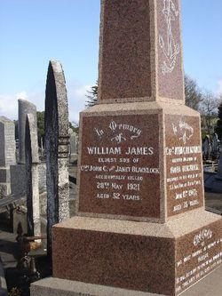 William James Blacklock