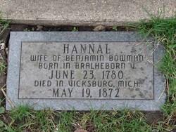 Hannal Bowman