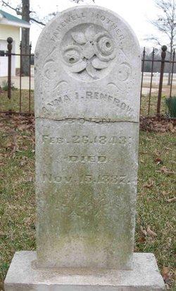 Isabella Ann <i>Thomasson</i> Renfrow