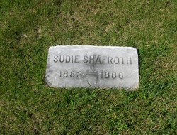 Sudie Shafroth