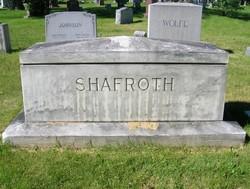 Virginia <i>Morrison</i> Shafroth