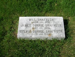 Janet Durrie Shafroth