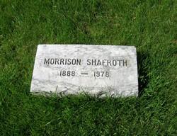 Morrison Shafroth